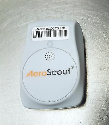 Lot of 10 AeroScout WiFi Asset Tracking Tag Transmitter TAG-2300 RFID Medical