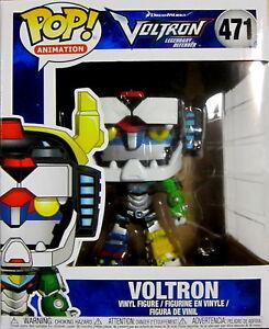 """Funko Pop! legendary Defender Voltron Voltron Fabriken Und Minen Vinyl Figur 6"""" / 15 Cm"""