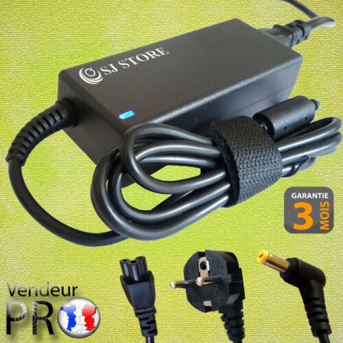 Chargeur pour Packard Bell EasyNote TG81-BA Laptop Alimentation