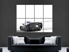 CHEVROLET CORVETTE Z06 CAR  ART HUGE LARGE WALL  POSTER  PRINT !
