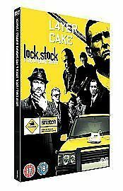 1 of 1 - Layer Cake/Snatch/Lock, Stock Two Smoking Barrels (DVD x5, In Individual cases)