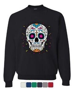Floral-Sugar-Skull-Day-of-the-Dead-Sweatshirt-Dia-de-los-Muertos