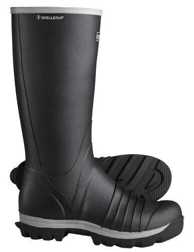 Nuevo Bagman skellerup Quatro No Aislado botas a la rodilla 16