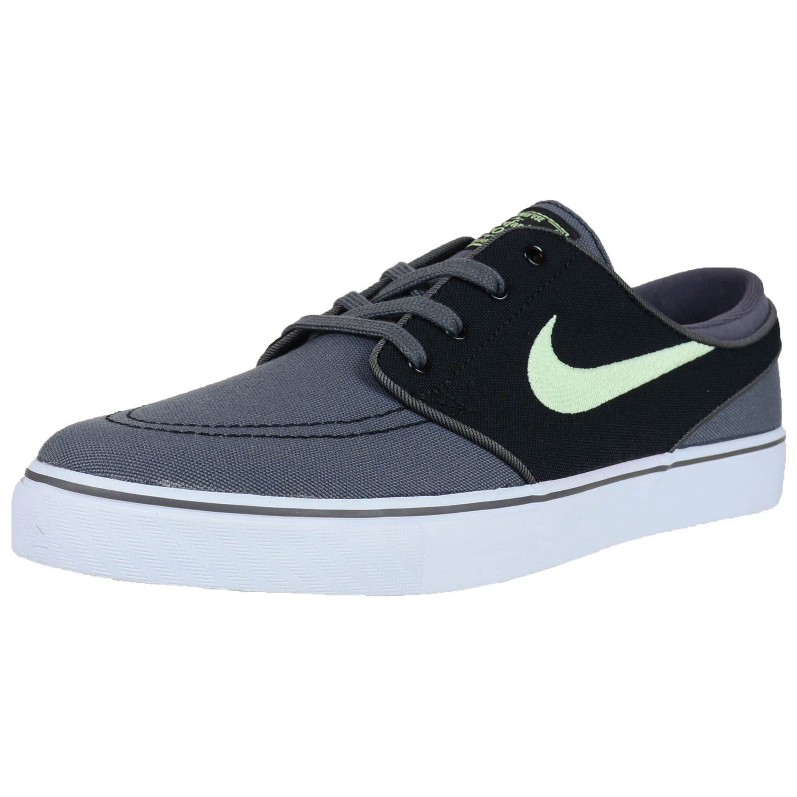 NIKE SB ZOOM SNEAKERS STEFAN JANOSKI LOW SNEAKERS ZOOM GREY MEN SHOES 615957-070 SIZE 8.5 NEW 157b25