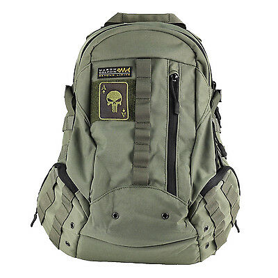 Marom Dolphin Newly Designed Tactical EGG Assault Bag w/ Free Moral Patch BG4400