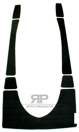 SEA-DOO Traction Mats RXP 155 215 2006 2007 2008 2009 Foot Pads seadoo PSA!!