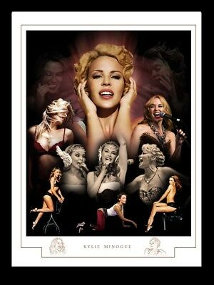 KYLIE MINOGUE BB2 POSTER ART PRINT A4 A3 SIZE BUY 2 GET ANY 2 FREE