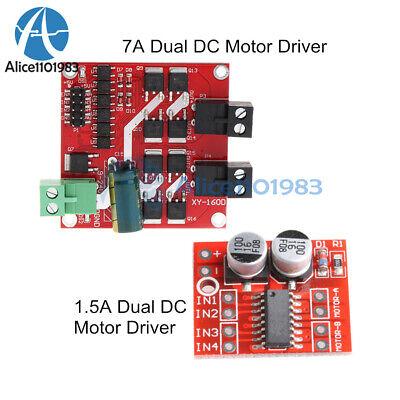 7A 1.5A Dual Motor Drive Positive Negative Module PWM Logic XY160D Controller