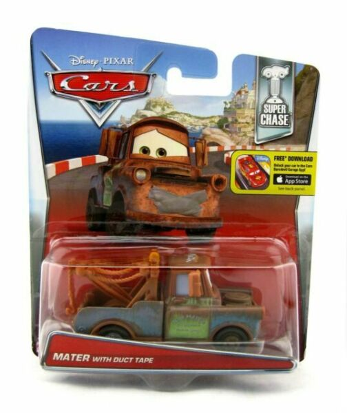 Disney Pixar Cars 3 Morgan Martins Super Chase Mattel 1.55