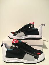 New Nike Lunar Force 1 SP Acronym Black White Green Purple Size 11 698699 002