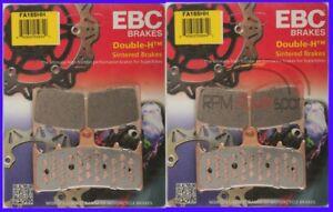 EBC HH Front Brake Pads 99 2000 01 02 03 04 05 06 07 GSX1300R Hayabusa FA188HH