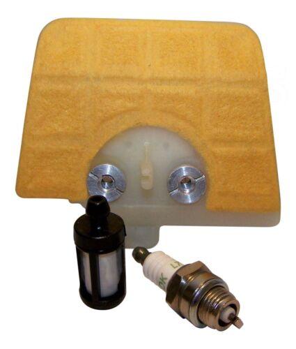 kompatibel Stihl 034 036 MS340 MS360 Luft Filter Service Set NEU 1125 120 1612