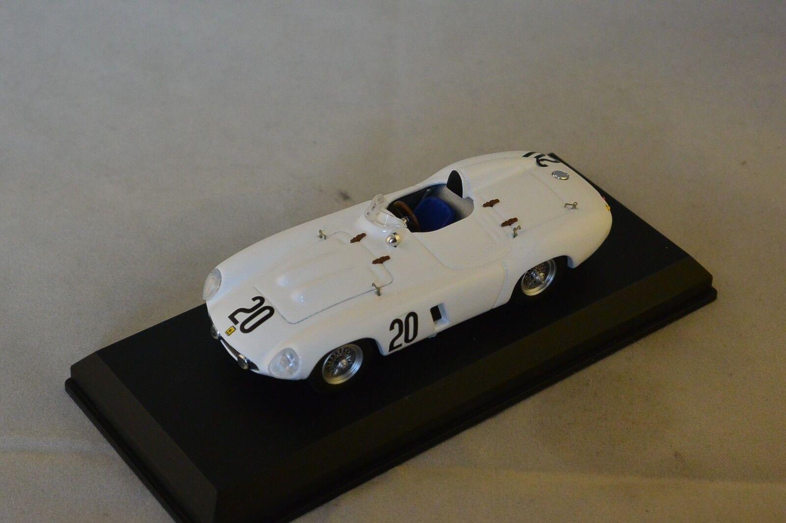 Art MODEL 283 - Ferrari 857 S Sebring - 1956 Grégory 1 43