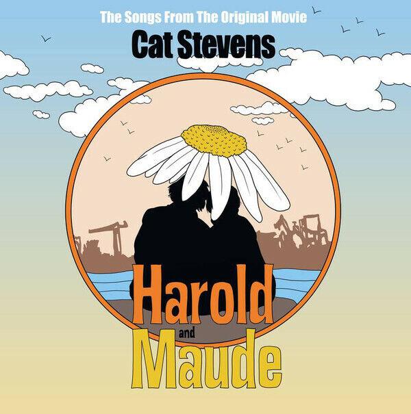 Cat Stevens SONGS FROM HAROLD & MAUDE (YELLOW) RSD 2021 New Colored Vinyl LP