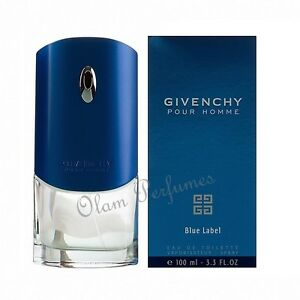 Toilette In Label About Details Givenchy Blue 3 100mlNew Box Homme Eau De 3oz Spray Pour kXTZuOPi