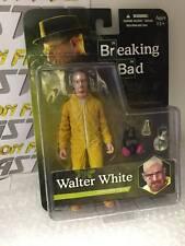 Breaking Bad Walter White Yellow Hazmat Mezco Action Figure