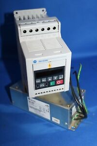 Filter Business & Industrie Automation, Antriebe & Motoren Intellektuell Allen-bradley 160-ba03nsf1p1 Ser C 0,75 Kw 1hp Frequenzumrichter