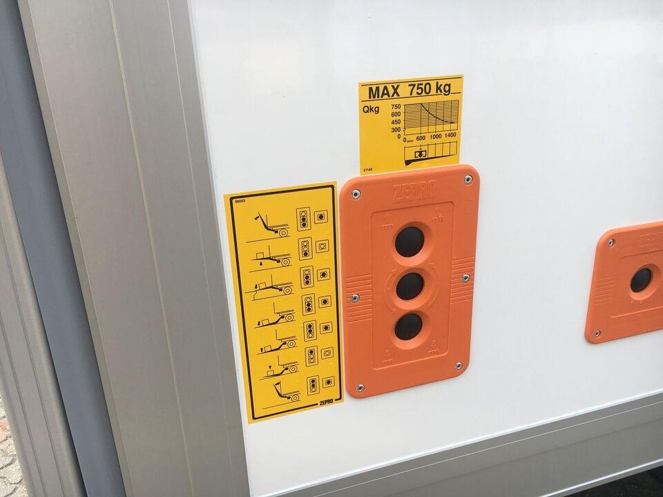 Andet, MAN TGE 3.180 8-Trins Automatgear