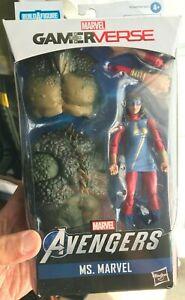 Marvel-Legends-6-034-gamerverse-MS-Marvel-Avenger-Spiel-exklusive-MS-Kamala-Khan