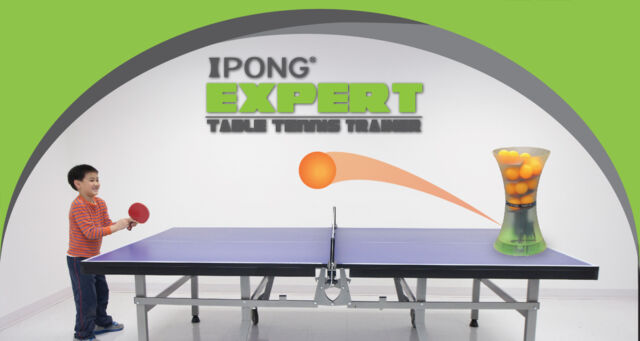 IPONG Expert Table Tennis Trainer