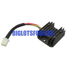 VOLTAGE REGULATOR 4 WIRE CG 150CC 200CC 250CC ATV DIRT BIKE GO KART SCOOTER MOPE