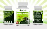 Green Coffee Bean Extract Diet 100% Pure 800 50% Chlorogenic Acid Weight Loss