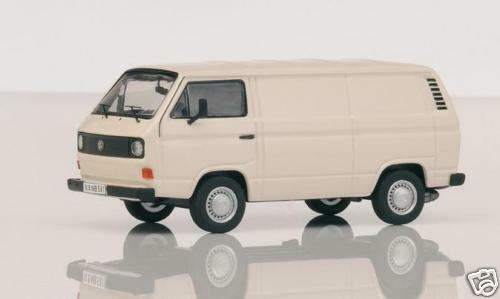VW T3 T3 T3 Transporter  Pastell White  (Premium Classixxs 1 43   11405) 68a4d3