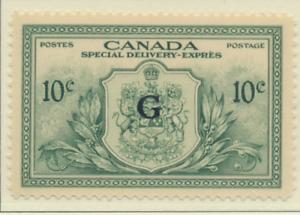 Canada-Stamp-Scott-EO2-Mint-Lightly-Hinged