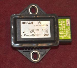 MAZDA-RX8-Sensore-di-Velocita-Giro-0265005254-RX-8-Coupe-Sensore-Di-Imbardata-2005