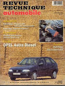 RTA-revue-technique-automobile-N-577-OPEL-ASTRA-DIESEL