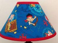Jake And The Neverland Pirates Fabric Children's Lamp Shade
