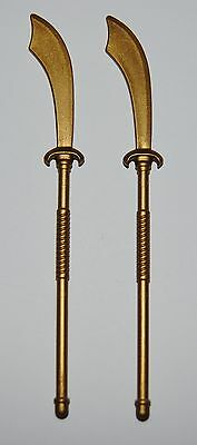 273682 Lanza egipcia dorada 2u playmobil,lance,medieval,knight