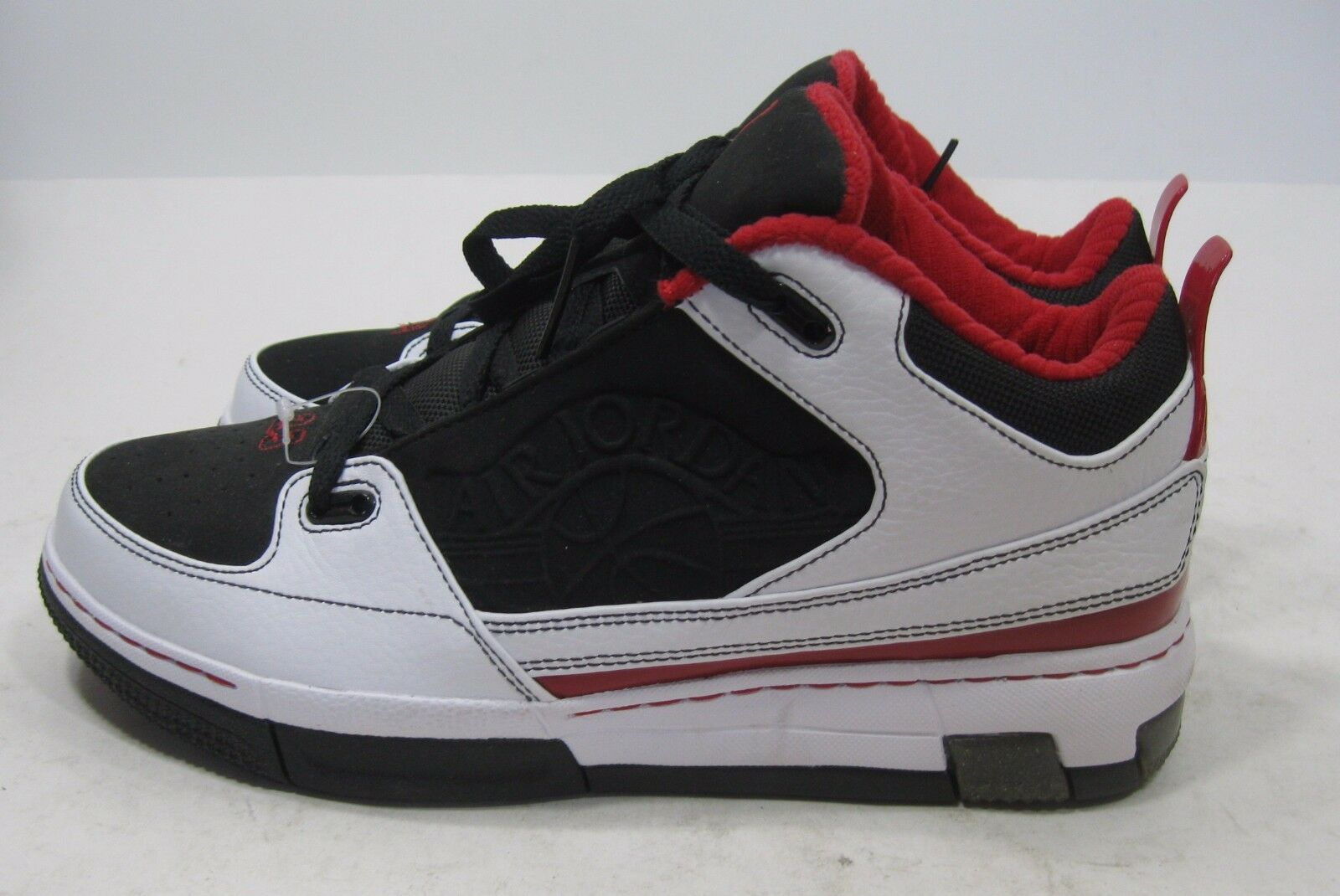 Air Jordan Ol'School II Low 343065-102 White/Black-Varsity Red Comfortable Cheap women's shoes women's shoes