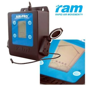 Ram Air Pro Twin Fan Speed Climate Controller Thermostat