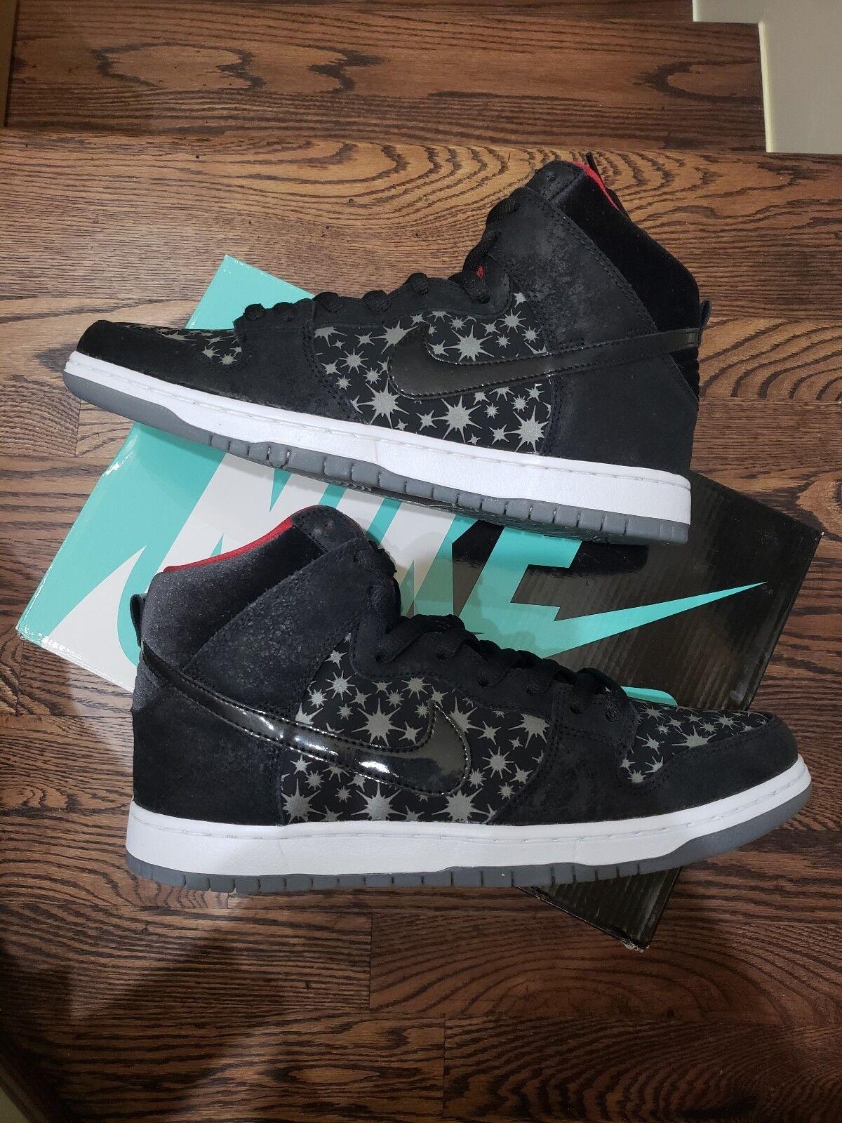 Nike Dunk High Premium SB Paparazzi Pro Brooklyn Projects size 11 deadstock new