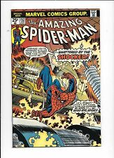 The Amazing Spider-Man #152 January 1976 vs The Shocker