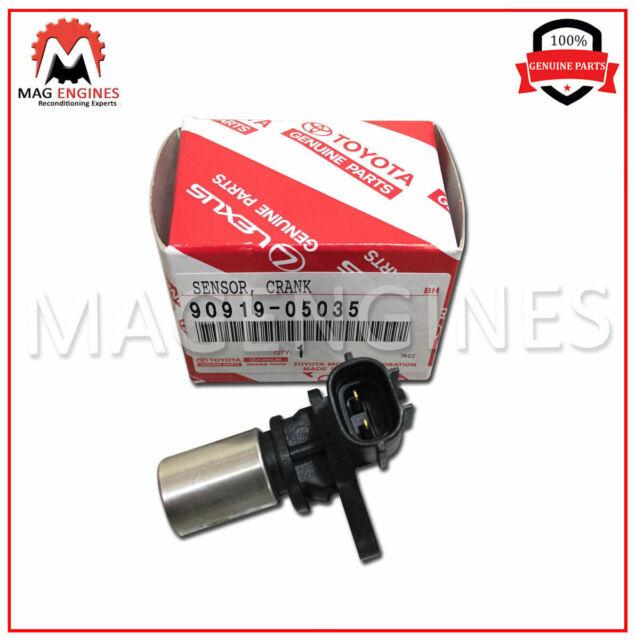 Crank Shaft Sensor for LEXUS LS400 4.0 1UZ-FE Petrol Delphi