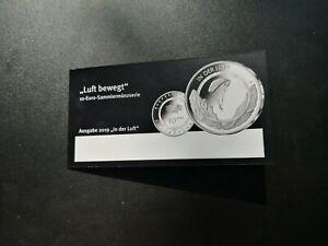 10-Euro-2019-F-Stuttgart-034-In-der-Luft-034-mit-Info-Flyer-praegefrisch-unc