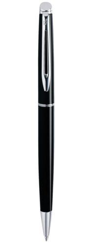 Waterman Hemisphere Black Lacquer /& Silver 0.5mm Pencil New In Box *