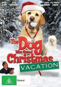 B3 BRAND NEW SEALED The Dog Who Saved Christmas Vacation (DVD, 2011)