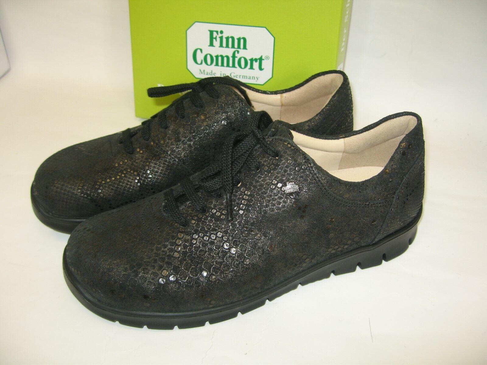 Halbschuh Finn Comfort Größe 38