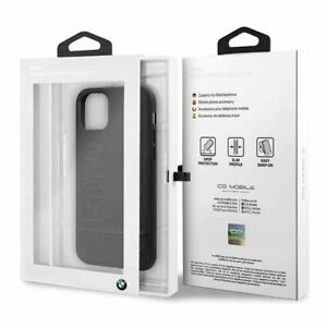 Official-Licensed-BMW-Leather-Hard-Case-for-Apple-iPhone-11-Pro-Black-Signature