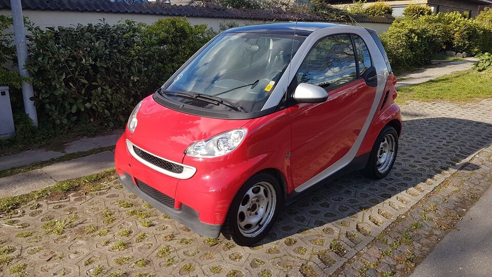 Smart Fortwo Coupé, 0,8 CDi 45 Passion aut., Diesel