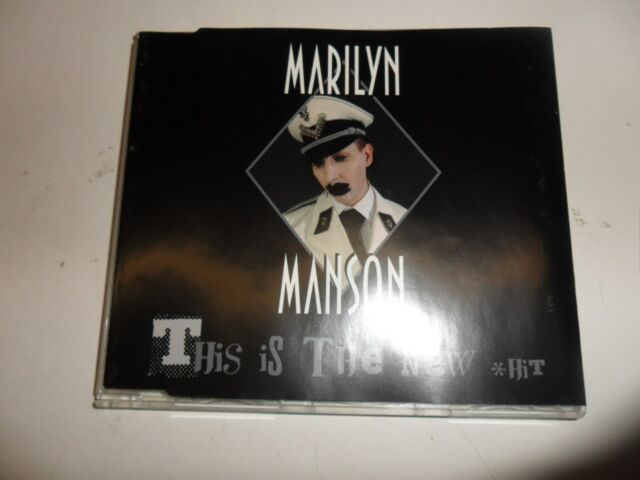 Cd  This Is the New Shit von Marilyn Manson (2003) - Single