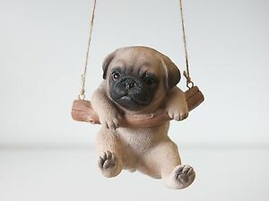 Pug Outdoor Decor