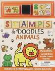 Stamps & Doodles: Animals by Anna Ildiko Popescu (Mixed media product, 2013)