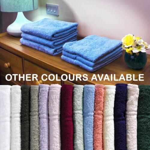 Rose Evolution Knit Visage éponge serviettes flannels laver 12 Pack 420 GSM