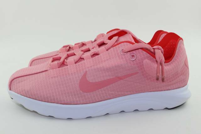 NIKE WOMAN MAYFLY LITE SI SIZE 5.0 NEW BRIGHT MELON LIGHT WEIGHT RARE AUTHENTIC
