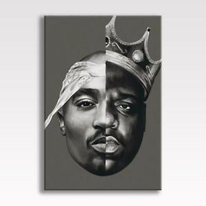 Image Is Loading 2PAC TUPAC BIGGIE SMALLS NOTORIOUS B I G Poster Photo