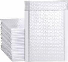 10x13 White Padded Envelopes Bubble Poly Mailers Shipping Mailing Bags 50 Pk